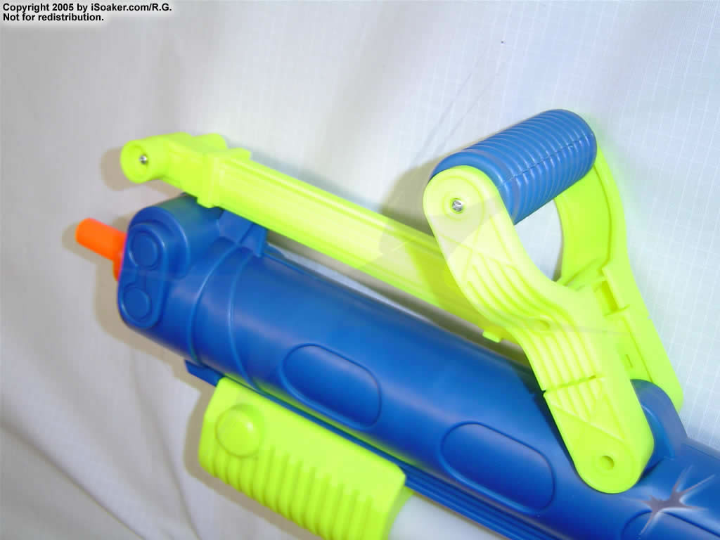Super Soaker Water Guns With Backpack Details about Larami S...