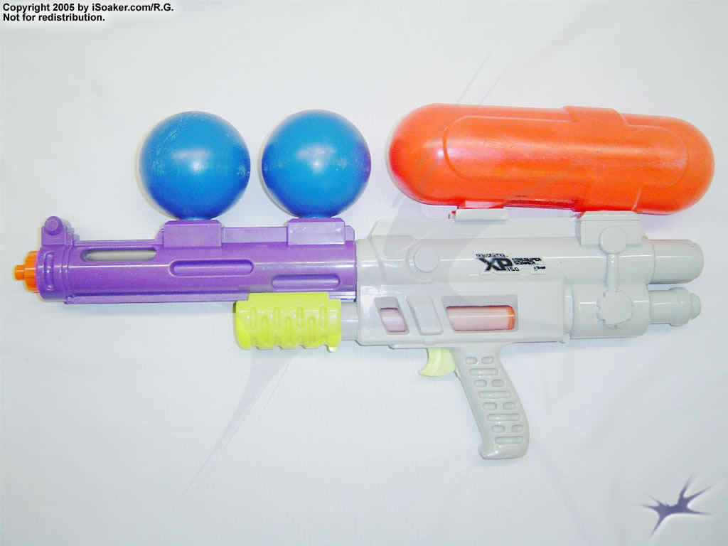 Super Soaker Water Guns With Backpack Super Soaker XP 150 Re...