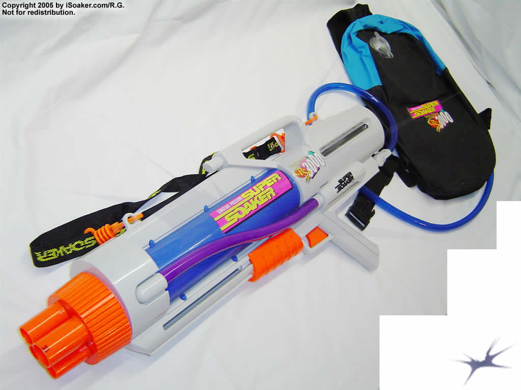 Super Soaker Cps3000 Images Isoakercom