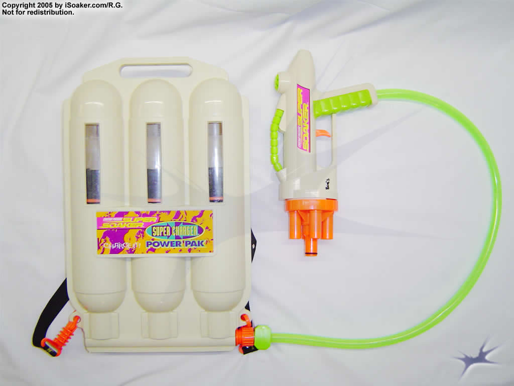 Super Soaker Water Guns With Backpack The Super Soaker SC Power Pak