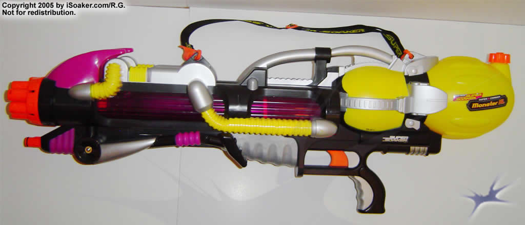 Super Soaker Water Guns With Backpack Super Soaker Monster X...