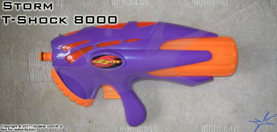 Storm T-Shock 8000 Review, Manufactured by: Trendmasters Inc