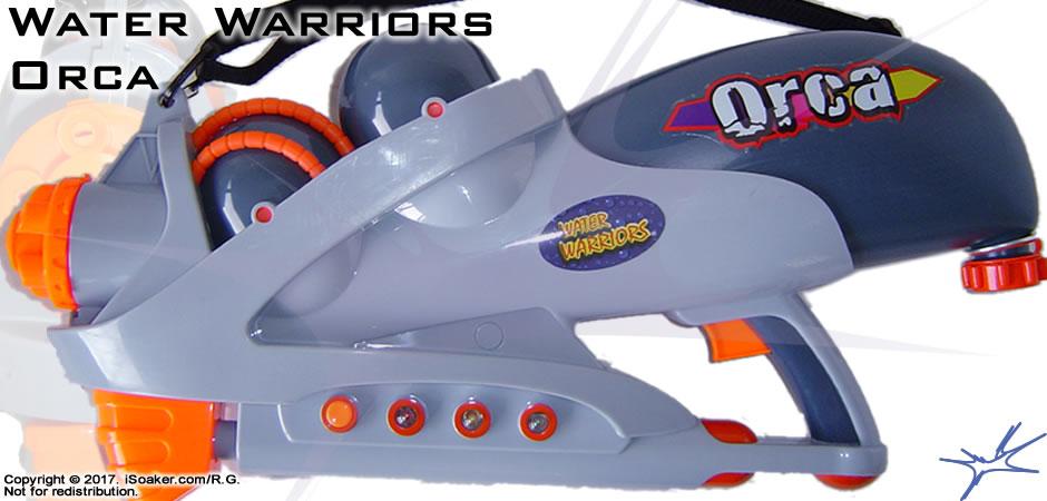 Buzz Bee Toys Orca 86