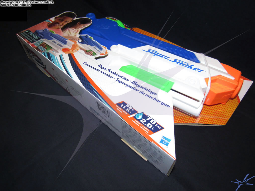 how to use nerf super soaker