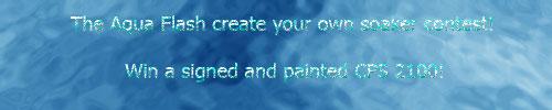 Aqua Flash Create-Your-Own-Soaker Contest