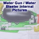 Water Blaster Internal Pictures